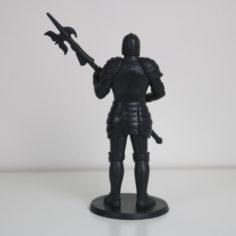 School Defence Statue