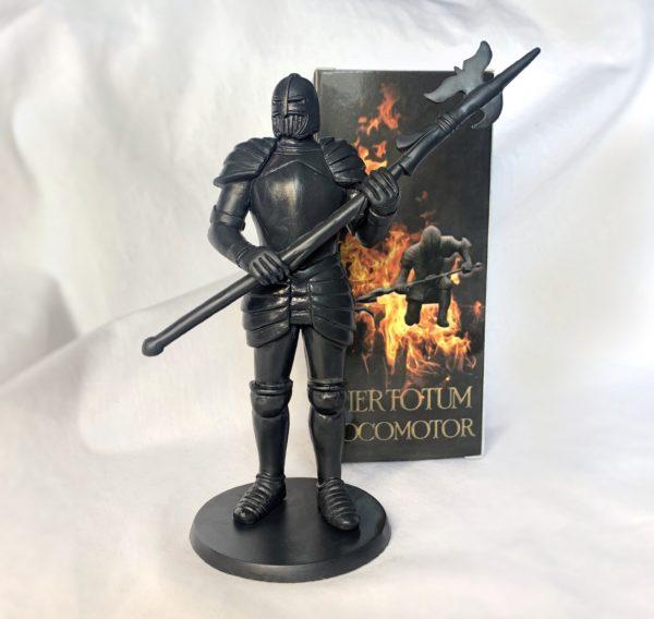 Hogwarts Defence Statue