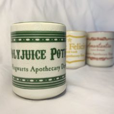 Licensed Polyjuice Potion Mini Mug