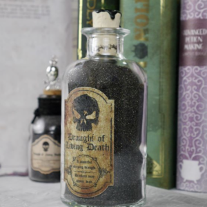 Draught of Living Death Deluxe Potion Bottle