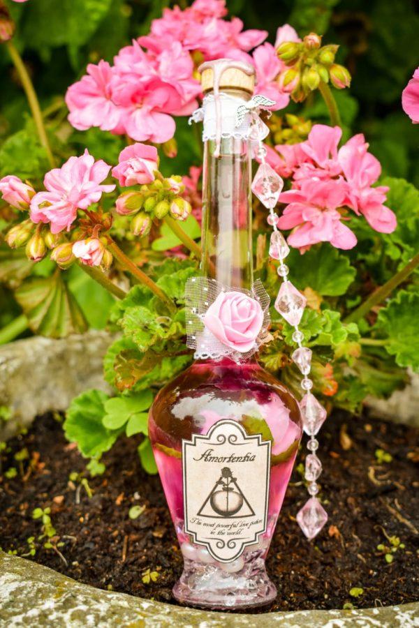 Deluxe Amortentia Love Potion Bottle