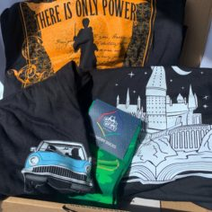 GeekGear Wizardry Wearable APRIL 2020 Box