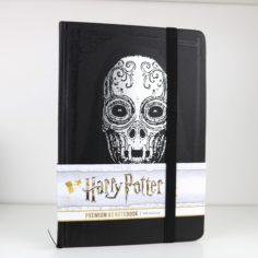 Licensed Premium Death Eater Mask A5 Notebook