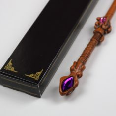 Unique Wands™ Exclusive Crystallo Wand + Box
