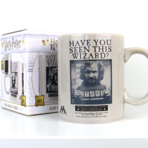 Sirius Black Heat Changing Mug Shot Mug
