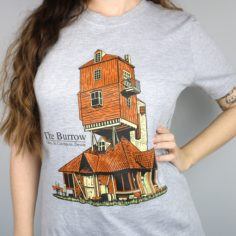 The Burrow T-Shirt