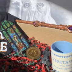 GeekGear Wizardry APRIL 2020 Box
