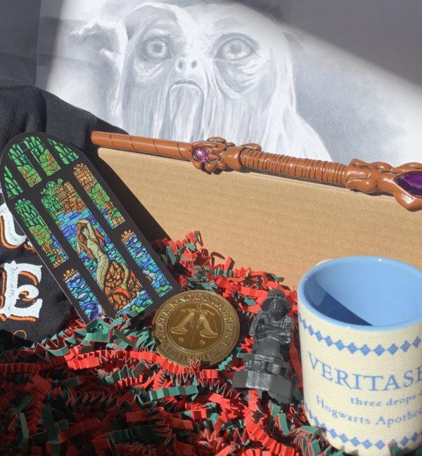 GeekGear Wizardry APRIL 2020 Box