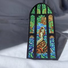 Prefects Bathroom Stained Glass Window Bookmark
