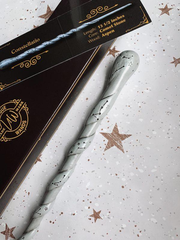 Unique Wands™ Exclusive Constellatio Wand + Box