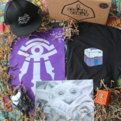 GeekGear Classic APRIL 2020 Box