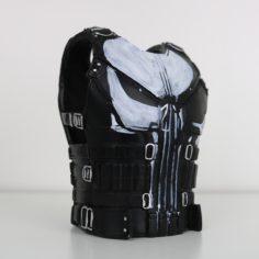 Frank Castle Punisher Kevlar Vest