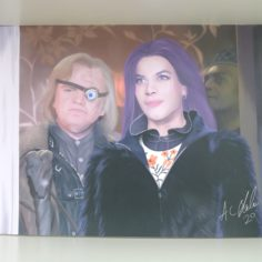 Exclusive Tonks and Moody Community Art Print