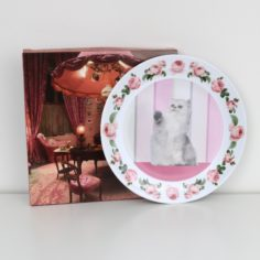 Exclusive Dolores Umbridge Cat Plate