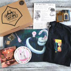 GeekGear Wizardry MAY 2020 Box