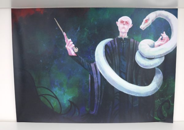 Exclusive Voldemort Community Art Print