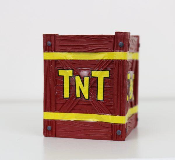 Crash Bandicoot TNT Crate Replica