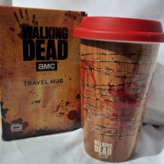 Licensed and Exclusive The Walking Dead Travel Mug