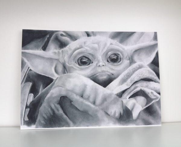 Exclusive The Child Community Art Print