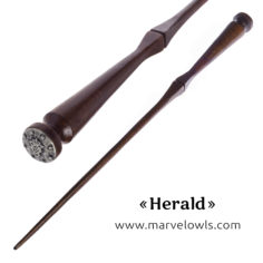 Marvelowls™ Exclusive Herald Wand + Box