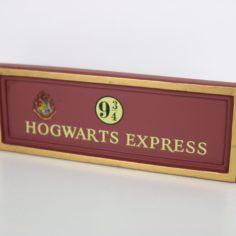 Exclusive Hogwarts Express Mini Sign
