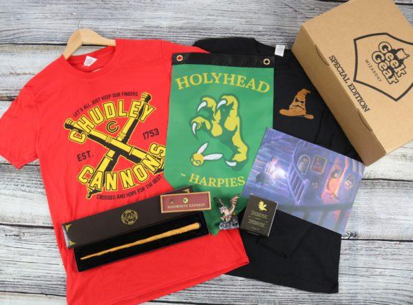 GeekGear Wizardry SPECIAL EDITION June 2020 Box