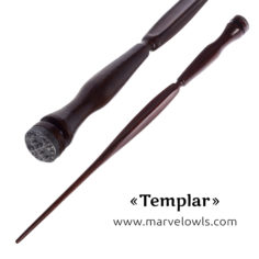 Marvelowls™ Exclusive Templar Wand + Box