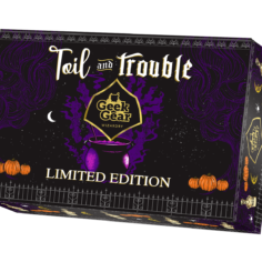 GeekGear Limited Edition – Toil and Trouble