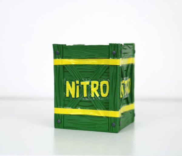 Crash Bandicoot Nitro Crate Replica