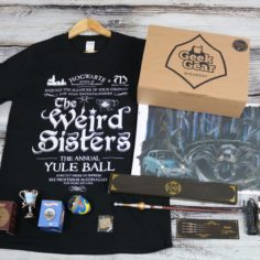 GeekGear Wizardry AUGUST 2020 Box