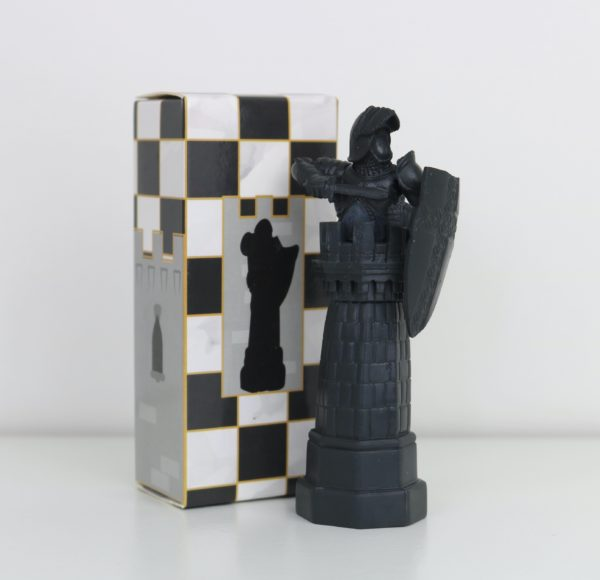 Exclusive Rook Chess Piece
