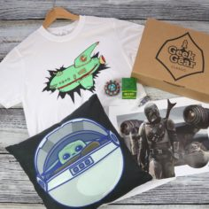 GeekGear Classic JUNE 2020 Box