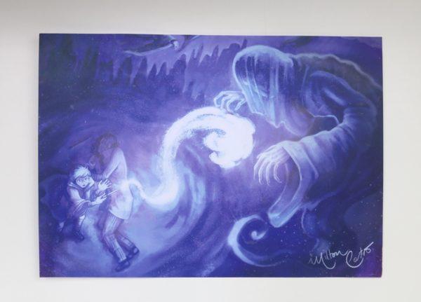 Exclusive Dementor Community Art Print