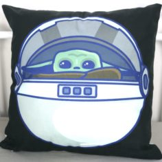Exclusive The Child Cushion Cover