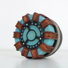 Tony Stark Mini Arc Reactor Replica