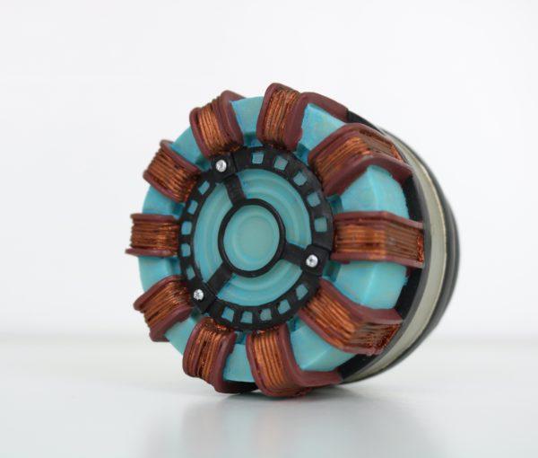 Tony Stark Mini Arc Reactor Replica