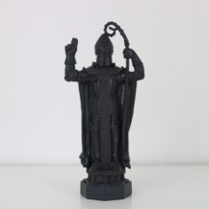 Exclusive Bishop Chess Piece