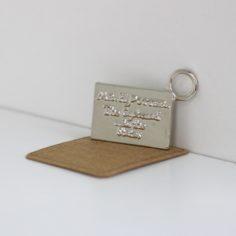 School Acceptance Post Charm Bracelet Charm