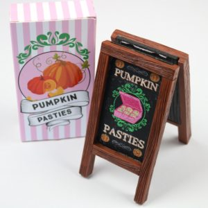 Limited Edition - Pumpkin Pasties Sandwich Board