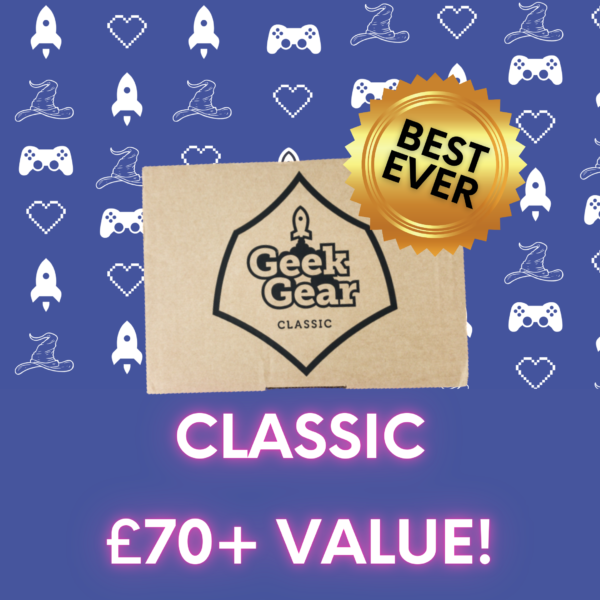 DELUXE BEST EVER Mystery CLASSIC Past Box