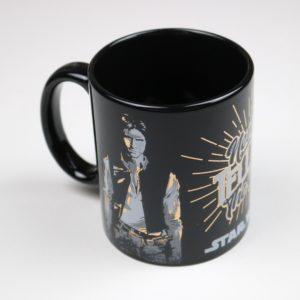 Licensed Premium Foil Star Wars Han Solo Mug