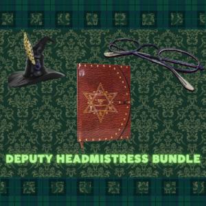 Deputy Headmistress Bundle