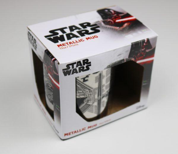 Licensed Premium Foil Star Wars Tie Fighter Mug