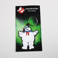 Licensed Ghostbusters Keyring