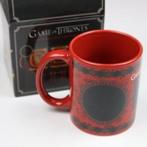 Licensed Premium Heat Changing Game of Thrones Lannister Mug