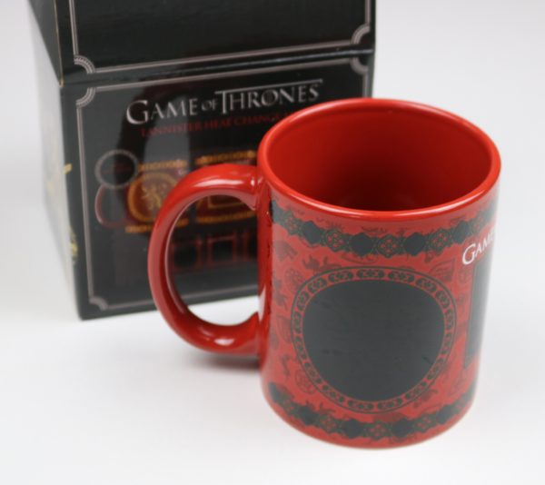 Licensed Premium Heat Changing Game of Thrones Lannister Mug