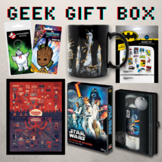 Licensed Geek Gift Box