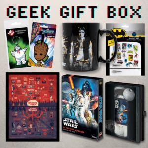 Geek Gift Box Site Image