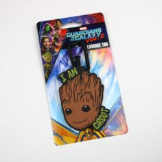 Licensed Groot Luggage Tag