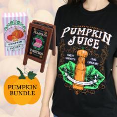 BUNDLE: Pumpkin Bundle